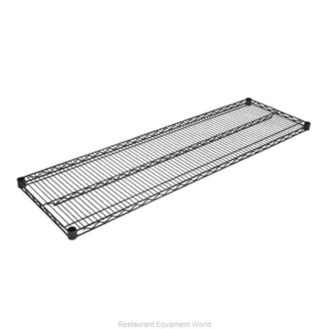 John Boos EPS-2442-BK Shelving Wire (Magnified)