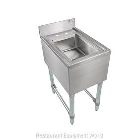 John Boos EUBDS-1014-X Underbar Sink Units
