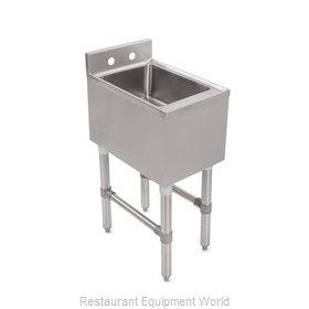 John Boos EUBDS-1218 Underbar Sink Units