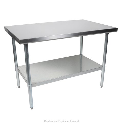 John Boos FBLG8424 Work Table,  73