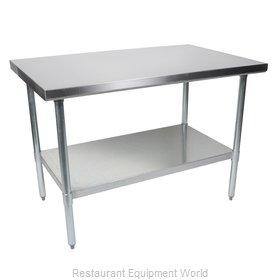 John Boos FBLG8424 Work Table,  73