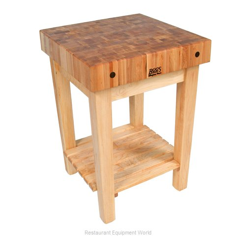 John Boos GB Butcher Block Unit