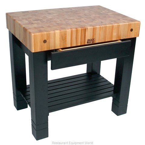 John Boos HMST36245 Butcher Block Unit