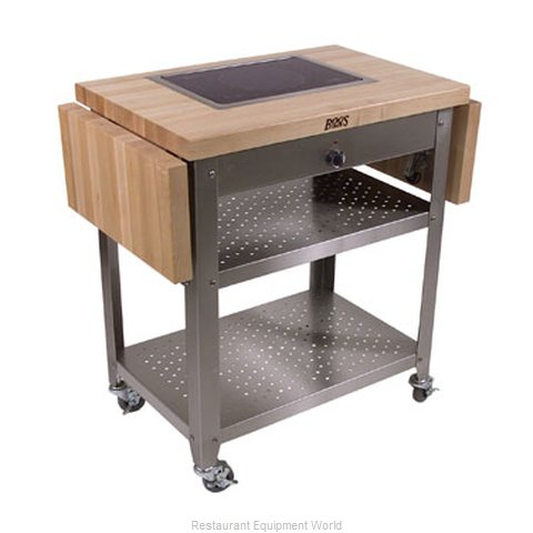 John Boos JBCUCE40-1AM Butcher Block Unit