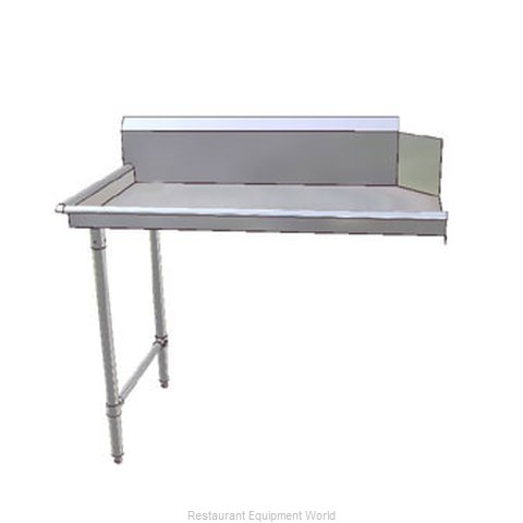 John Boos JDTC-20-48L Dishtable Clean