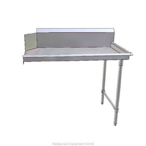John Boos JDTC-20-72R Dishtable Clean