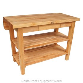 John Boos KIB04-O Table, Utility