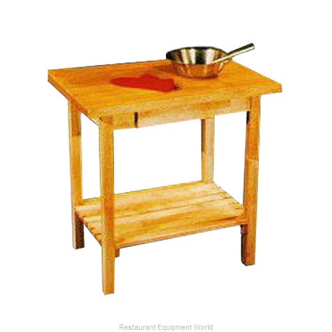 John Boos KU6-O Table Utility