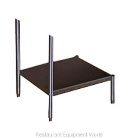 John Boos LS62A Undershelf for Work Prep Table
