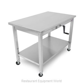 John Boos LT6-3060SSW-C Work Table,  54