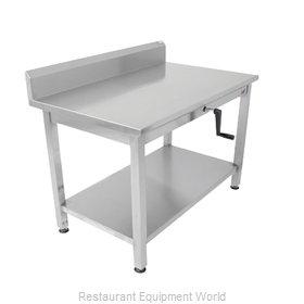 John Boos LT6R5-3072SSW-X Work Table,  63