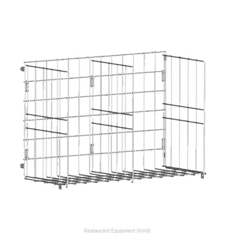 John Boos MBR14 Shelf Divider (Magnified)