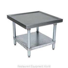 John Boos MS4-3030SSK Equipment Stand, for Mixer / Slicer