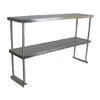 John Boos OS-ED-1848 Overshelf, Table-Mounted