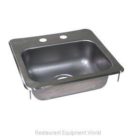 John Boos PB-DISINK151506-X Sink, Drop-In