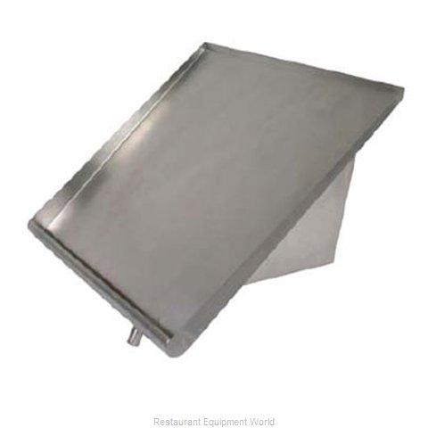 John Boos PB-SRW-63-X Dishtable Sorting Shelf