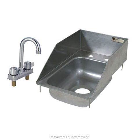John Boos PBDSK101405P-LR Sink Drop-In