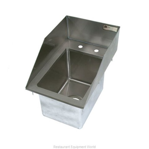 John Boos PBDSK101410-LR Sink Drop-In