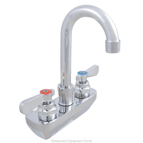 John Boos PBF-4SM-5GLF Faucet Low Lead (Magnified)