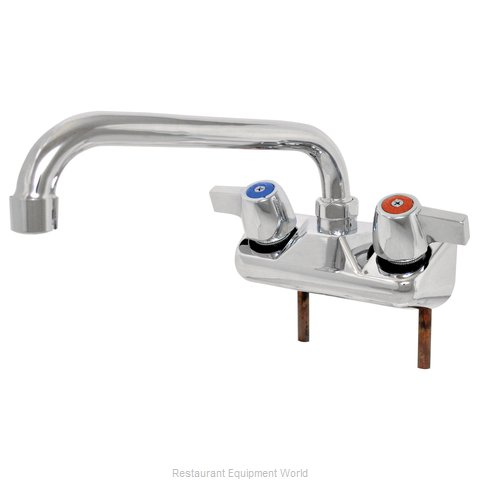 John Boos PBF-W2-8LF Faucet Wall / Splash Mount