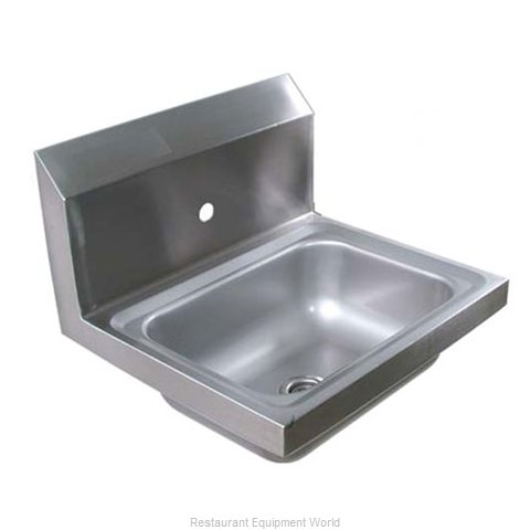 John Boos PBHS-1410-1 Sink Hand (Magnified)