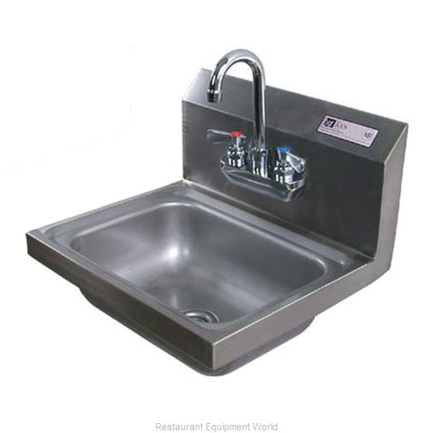 John Boos PBHS-1410-P Sink Hand (Magnified)