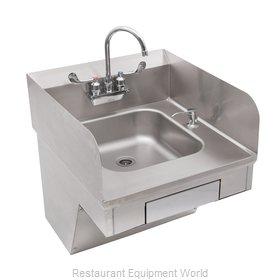 John Boos PBHS-ADA-P-STD-SSLR Sink, Hand