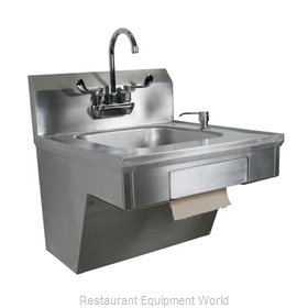 John Boos PBHS-ADA-P-STD Sink, Hand