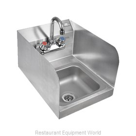 John Boos PBHS-W-0909-P-SSLR Sink, Hand