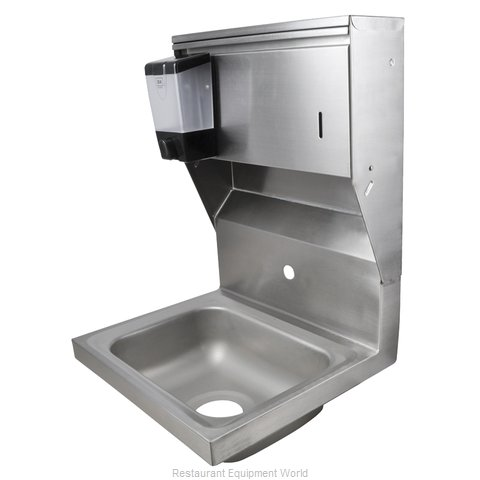 John Boos PBHS-W-1410-1-SDTD-X Sink, Hand