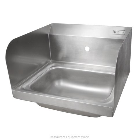 John Boos PBHS-W-1410-1-SSLR-X Sink, Hand