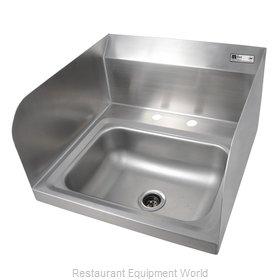 John Boos PBHS-W-1410-2DM-SSLR-X Sink, Hand