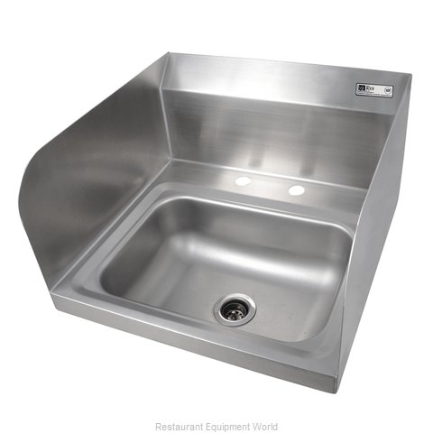 John Boos PBHS-W-1410-2DM-SSLR Sink, Hand