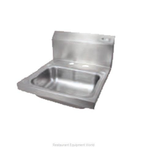 John Boos PBHS-W-1410-2DM-X Sink, Hand