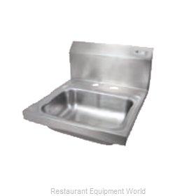 John Boos PBHS-W-1410-2DM Sink, Hand
