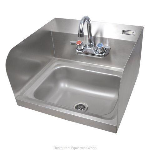 John Boos PBHS-W-1410-P-SSLR-X Sink, Hand