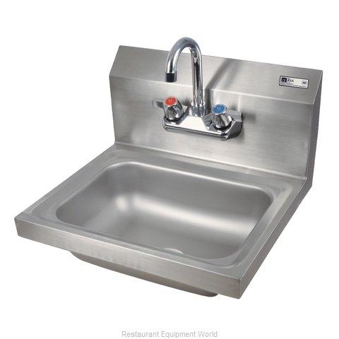 John Boos PBHS-W-1410-P-X Sink, Hand