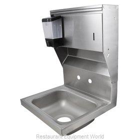 John Boos PBHS-W-1410-SDTD-X Sink, Hand