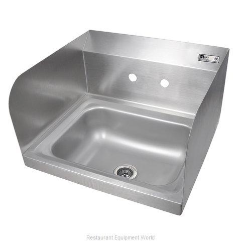 John Boos PBHS-W-1410-SSLR-X Sink, Hand
