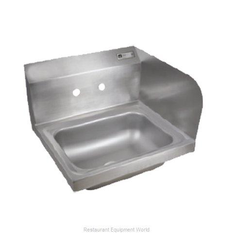 John Boos PBHS-W-1410-SSR Sink, Hand