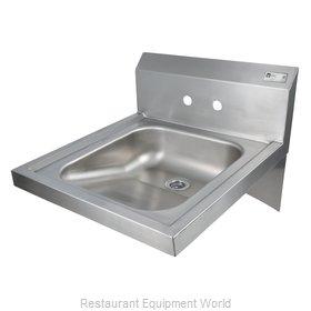 John Boos PBHS-W-1416ADAS Sink, Hand