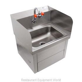 John Boos PBHS-W-KV1APS-EW-SSLR Sink, Hand