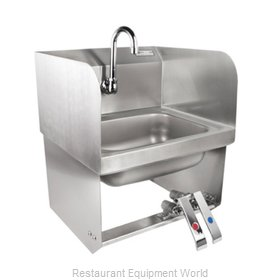 John Boos PBHS-W-KVMB-SSP Sink, Hand