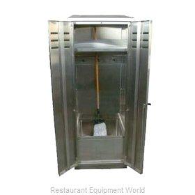 John Boos PBJC-252284-2D-X Mop Sink Cabinet
