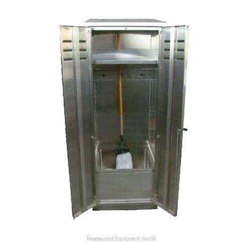 John Boos PBJC 303084 X Mop Sink Cabinet