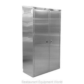 John Boos PBJC-4884-L Mop Sink Cabinet