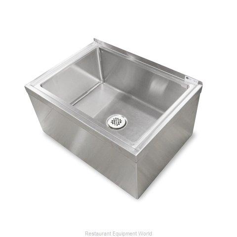 John Boos PBMS2820 12 Mop Sink