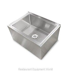 John Boos PBMS2820-12 Mop Sink
