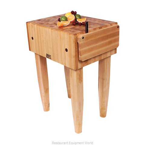 John Boos PCA4 Butcher Block Unit