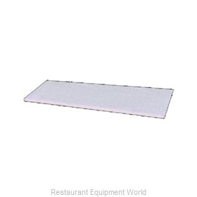 John Boos PL75 Cutting Board, Equipment-Mounted